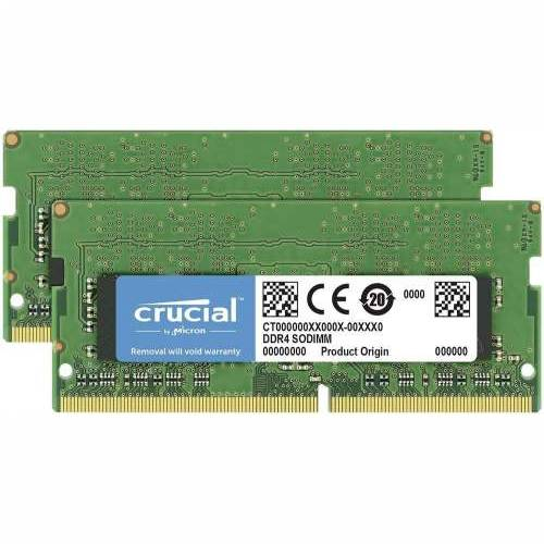Crucial 32GB DDR4  Kit SO-DIMM CT2K16G4SFRA266 2666, (16GBx2)—ODMAH DOSTUPNO— Cijena