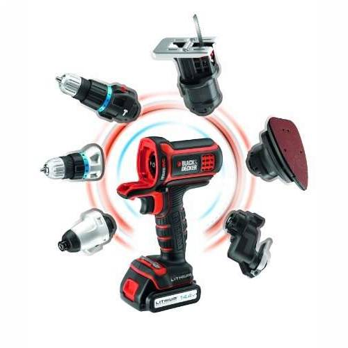 Multi aku alat Black & Decker MT143K Cijena
