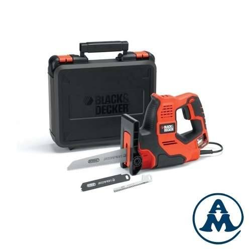 Pila Scorpion Autoselect 500W Black+Decker RS890K Cijena