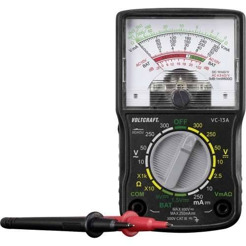 Multimeter Analogni VC-13A 1386327 VOLTCRAFT Cijena