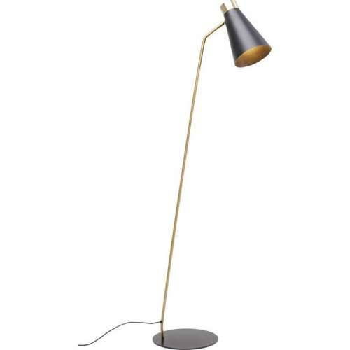 Lampa podna Richmond black 29x54x144h cm Cijena