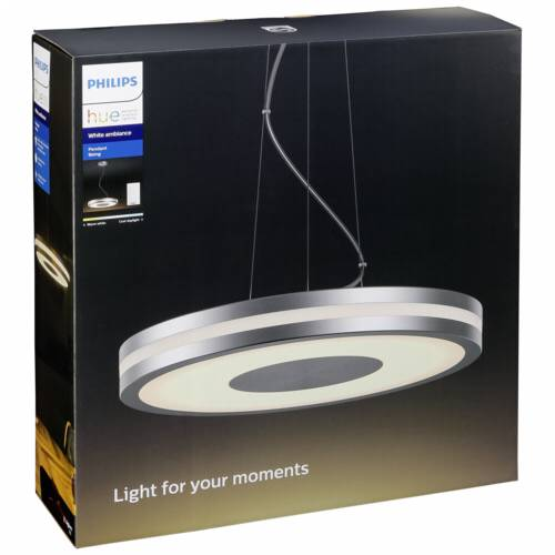Philips Hue Being LED Pendant Light silver Cijena