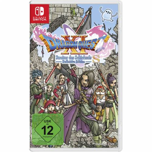 Nintendo Switch Dragon Quest XIS Echoes of an Elusive Age Def. E. Cijena