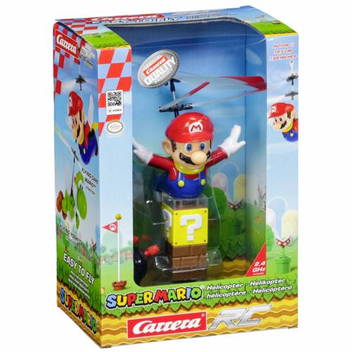 Carrera RC Air 2,4 GHz Super Mario Flying Cape Mario Cijena