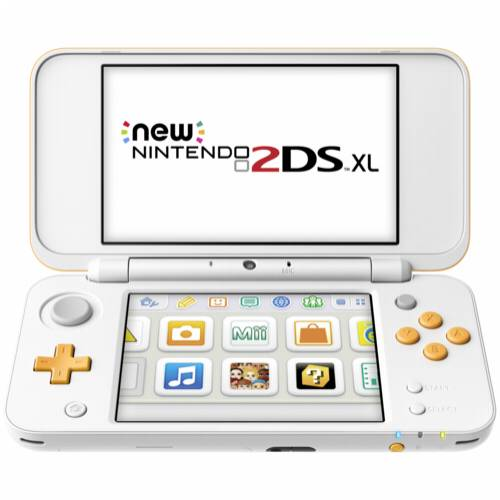New Nintendo 2DS XL white orange Cijena