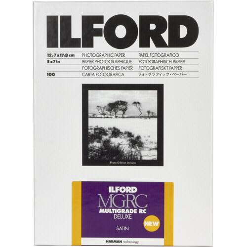 1x100 Ilford MG RC DL 25M  13x18 Cijena