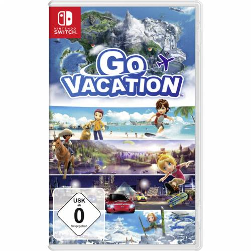 Nintendo Switch Go Vacation Cijena