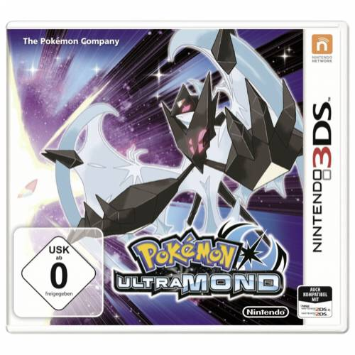 Nintendo 3DS Pokemon Ultramond Cijena