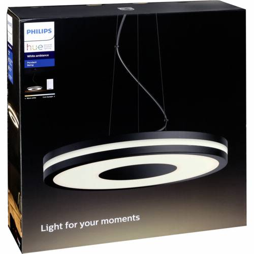 Philips Hue Being LED Pendant Light black Cijena