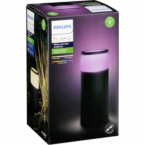 Philips Hue Calla LED Pedestal Lamp Extens. black Cijena