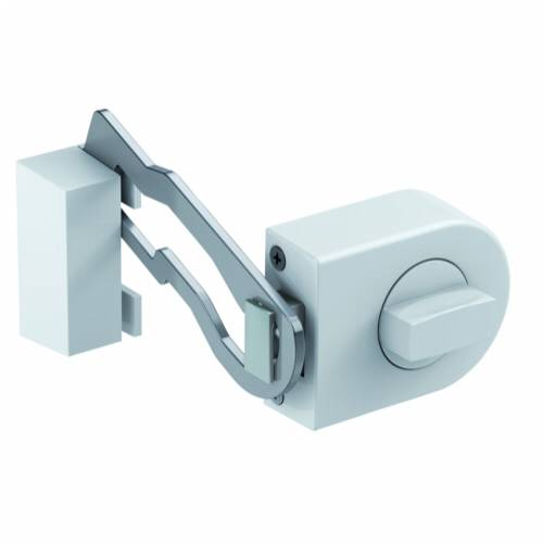 Olympia RS 50 R white Door Lock with Locking Bar Cijena
