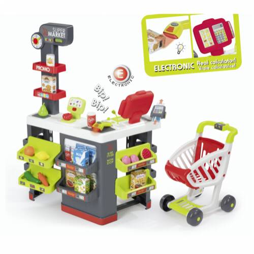 Smoby Supermarket with Trolley Cijena