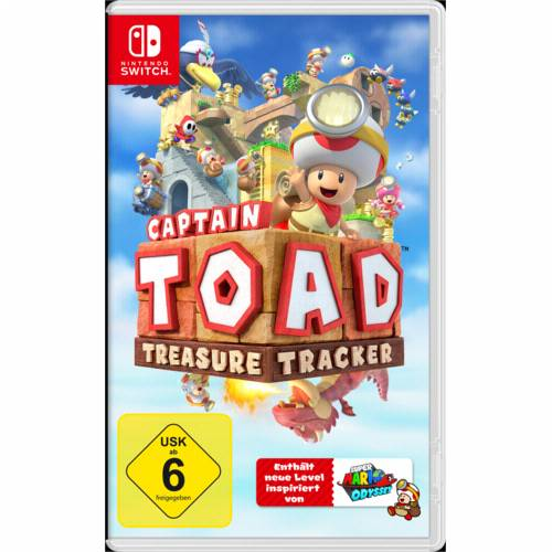 Nintendo Switch Captain Toad Treasure Tracker Cijena