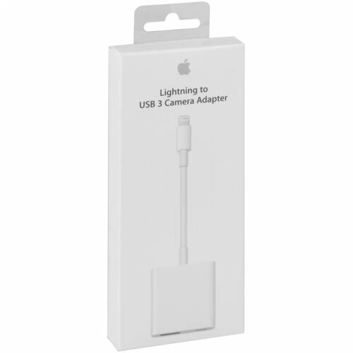 Apple Lightning to USB 3 Camera Adapter MK0W2ZM/A Cijena