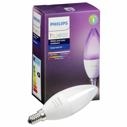 Philips Hue Color Ambiance LED DIM E14 6,5W white / coloured Cijena