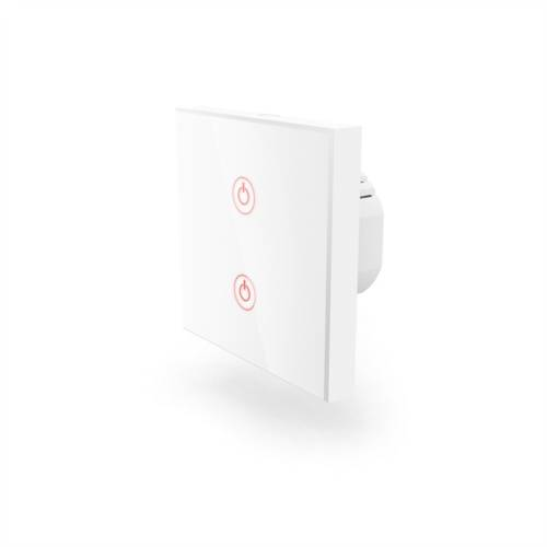 Hama WiFi Touch wall switch flush mounted white Cijena