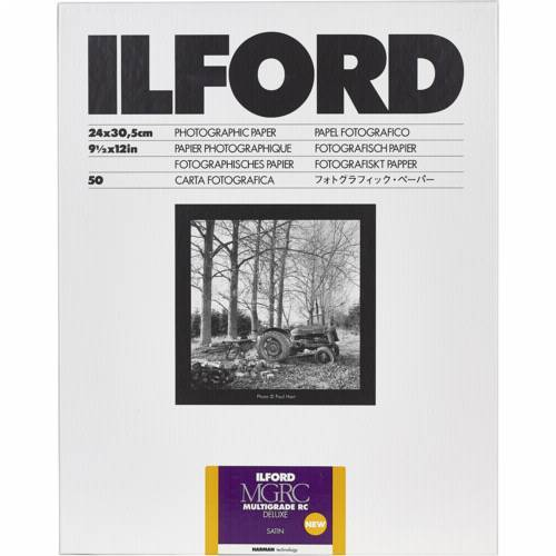 1x 50 Ilford MG RC DL 25M  24x30 Cijena
