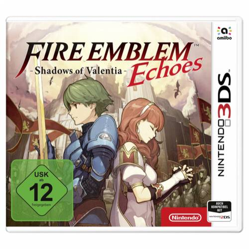 Nintendo 3DS Fire Emblem Echoes: Shadows of Valentia Cijena