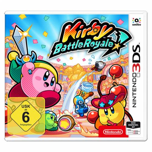 Nintendo 3DS Kirby Battle Royale Cijena