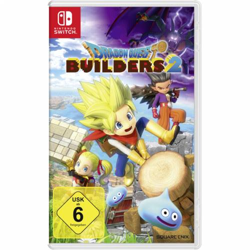 Nintendo Switch Dragon Quest Builders 2 Cijena