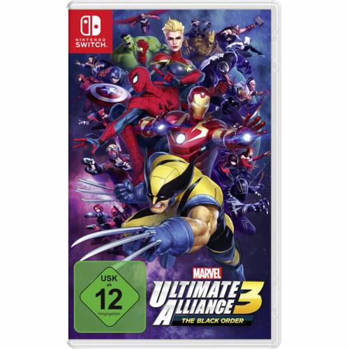 Nintendo MARVEL ULTIMATE ALLIANCE 3: The Black Order Cijena