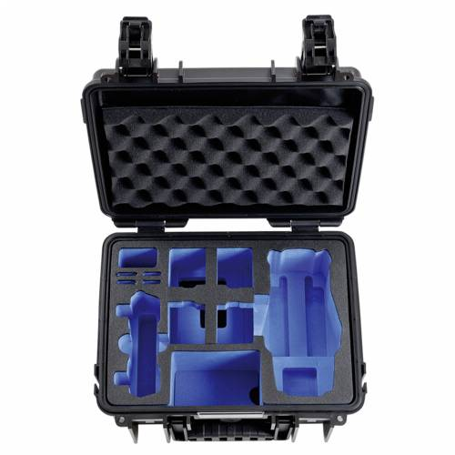 B&W Copter Case Type 3000 B black with DJI Mavic 2 Inlay Cijena