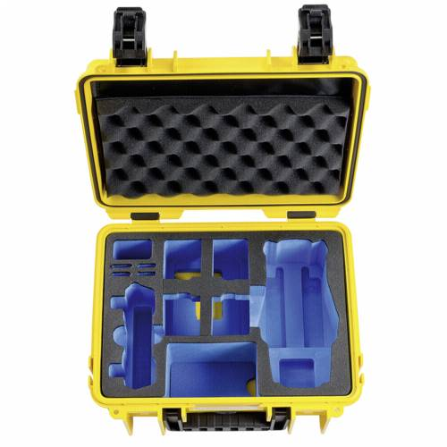 B&W Copter Case Type 3000 Y yellow with DJI Mavic 2 Inlay Cijena
