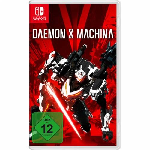 Nintendo Switch DAEMON X MACHINA Cijena