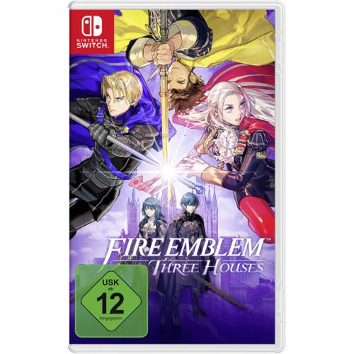 Nintendo Switch Fire Emblem: Three Houses Cijena