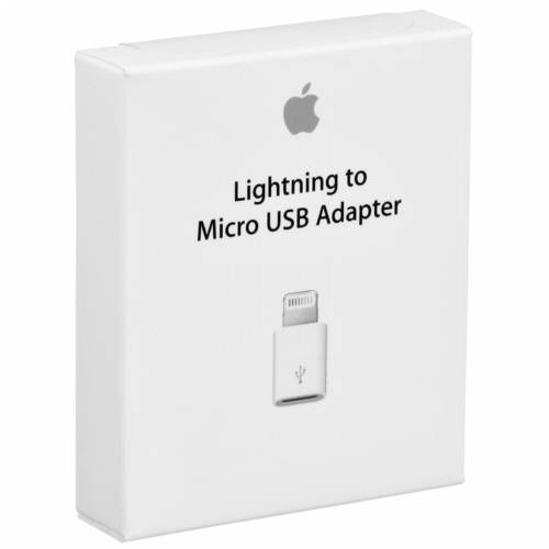 Apple Lightning to  Micro USB Adapter                MD820ZM/A Cijena