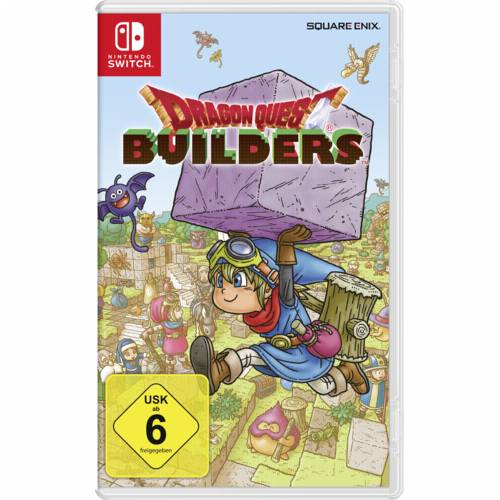 Nintendo Switch Dragon Quest Builders Cijena