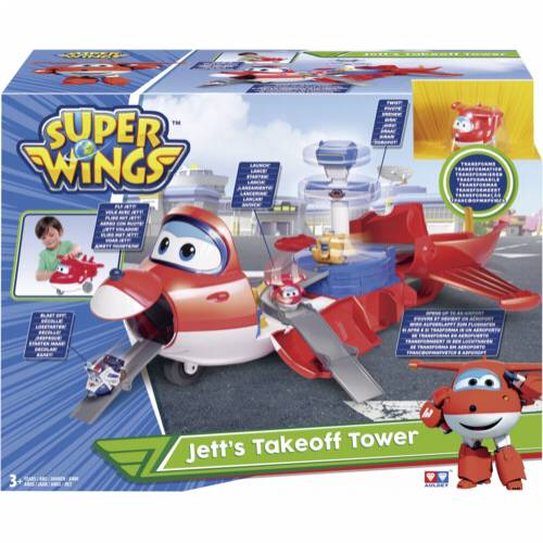 Super Wings JETT`s Takeoff Tower Transformer Cijena