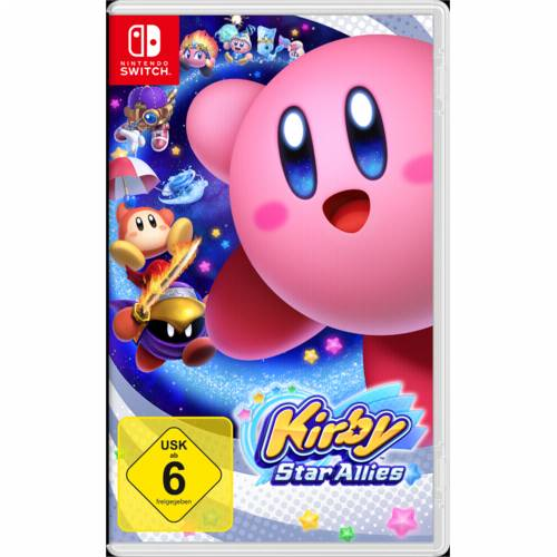 Nintendo Switch Kirby Star Allies Cijena