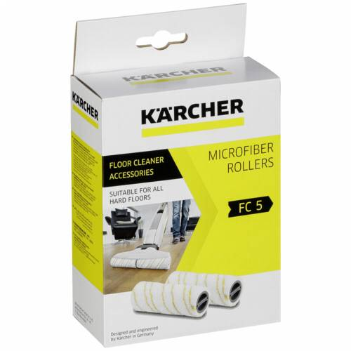 Kärcher Microfibre Roller Kit FC 5 yellow Cijena