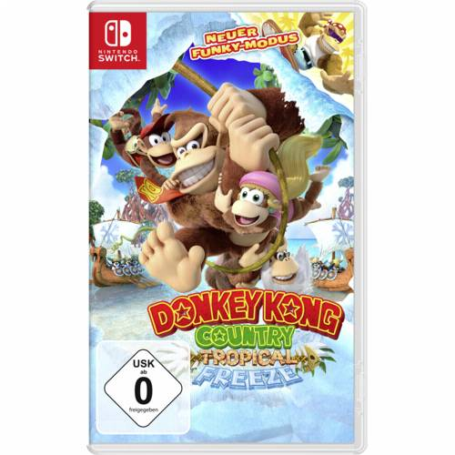 Nintendo Switch Donkey Kong Country: Tropical Freeze Cijena