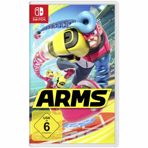 Nintendo Switch Arms Cijena