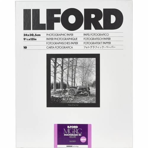 1x 10 Ilford MG RC DL  1M  24x30 Cijena