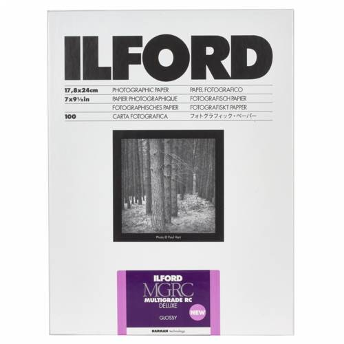1x100 Ilford MG RC DL  1M  18x24 Cijena