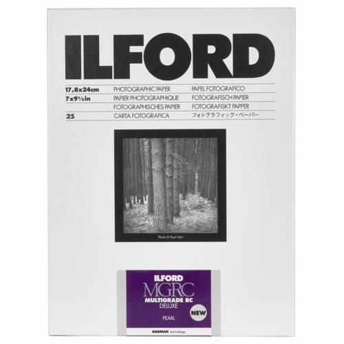 1x 25 Ilford MG RC DL 44M  18x24 Cijena